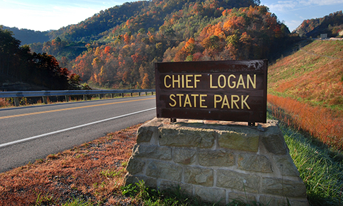 Chief Logan State Park